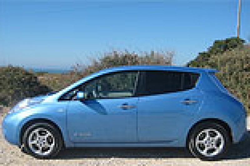 Nissan Leaf årets bil i Europa!