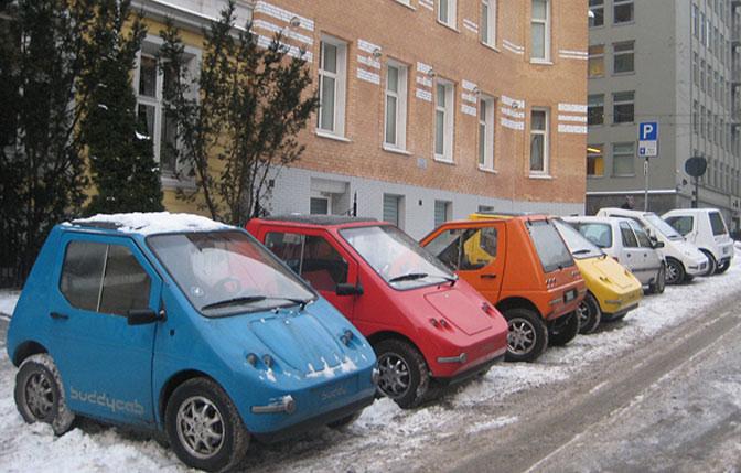 Ladestasjon Oslo