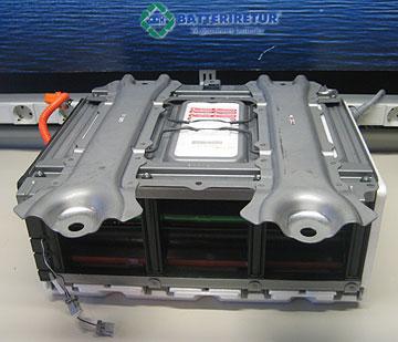 Batteri Toyota Prius