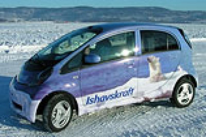 Norske erfaringer med elbilen i-MiEV