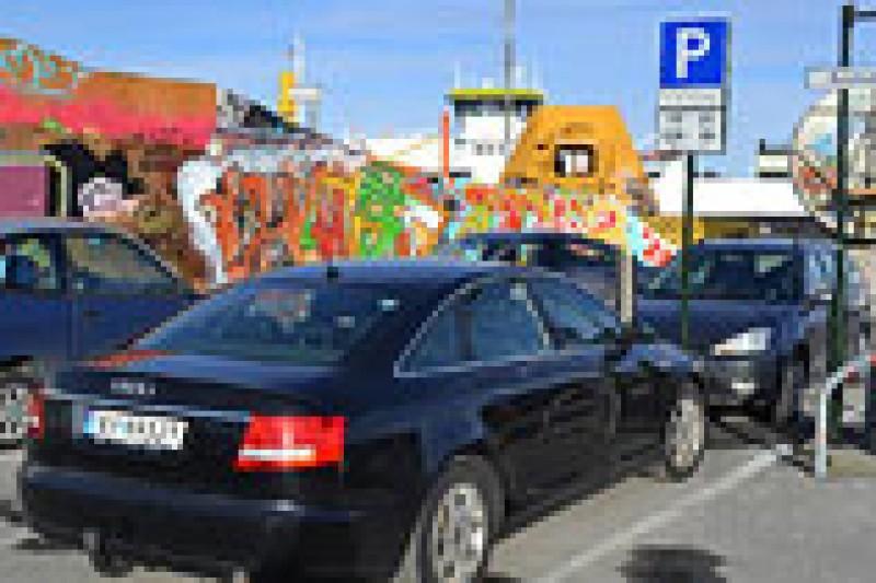 Stavangers ladestasjoner fylt av forurensende biler