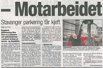 RA Stavanger Parkering