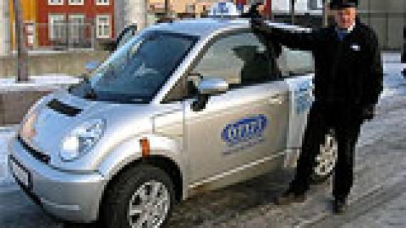 Har elbilen en fremtid i drosjenæringen?