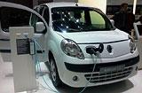 Renault Kangoo 5-seter