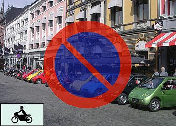 MC-parkering