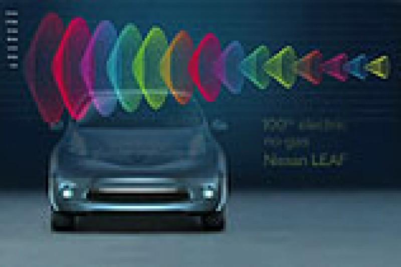 Nissan viser elbilens miljøfortreffelighet