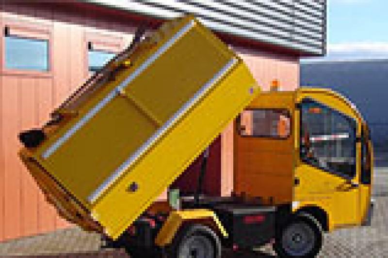Stavangers nye søppelbil