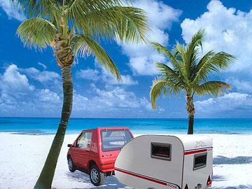 Buddy campingvogn