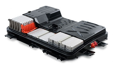 LEAF batteri