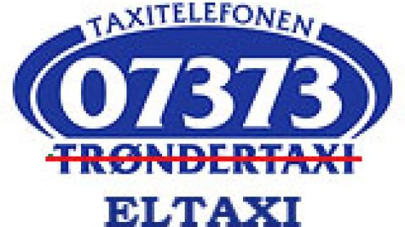De første eltaxiene i Trondheim