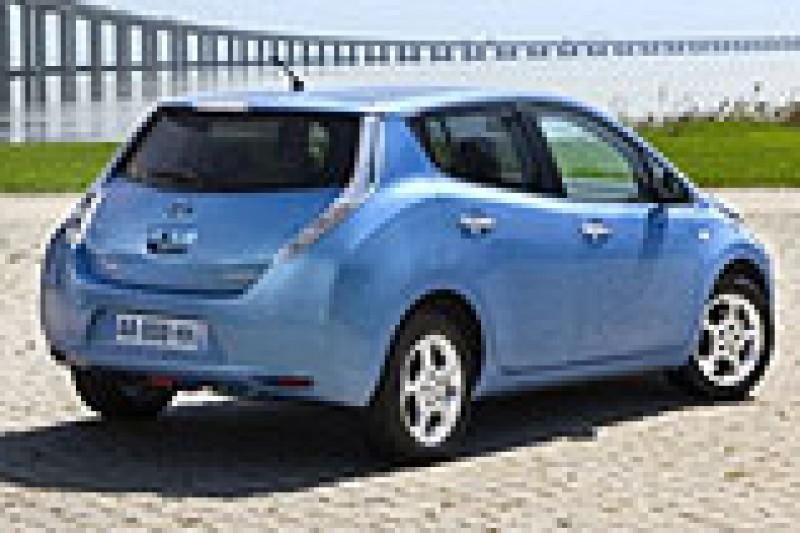Elbilen Nissan LEAF – salgsstart 8.okt