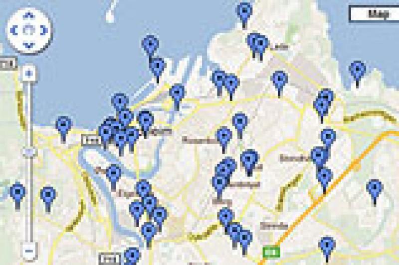 Trondheims ladestasjoner på plass