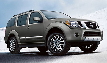 Vantage Nissan Pathfinder