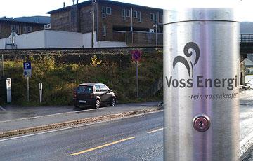 Elbillading Voss