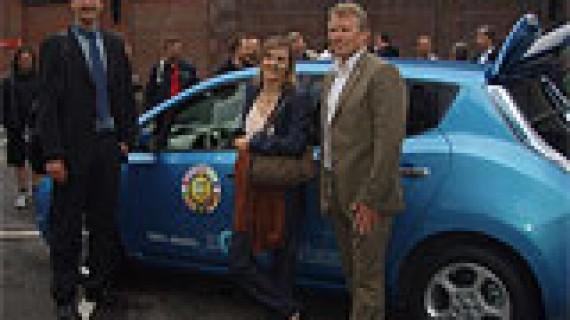 Ny info fra Nissan om elbilen LEAF