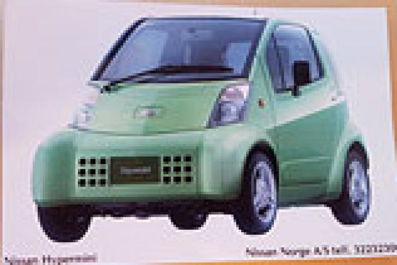 Retro: Nissan Hypermini