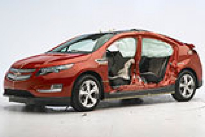 GM tuller det til for Chevy Volt