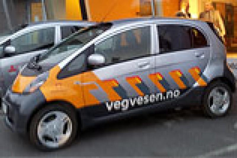 Stor suksess for elbilen i-MiEV