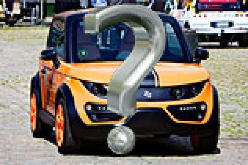 Hva er det med denne elbilen?