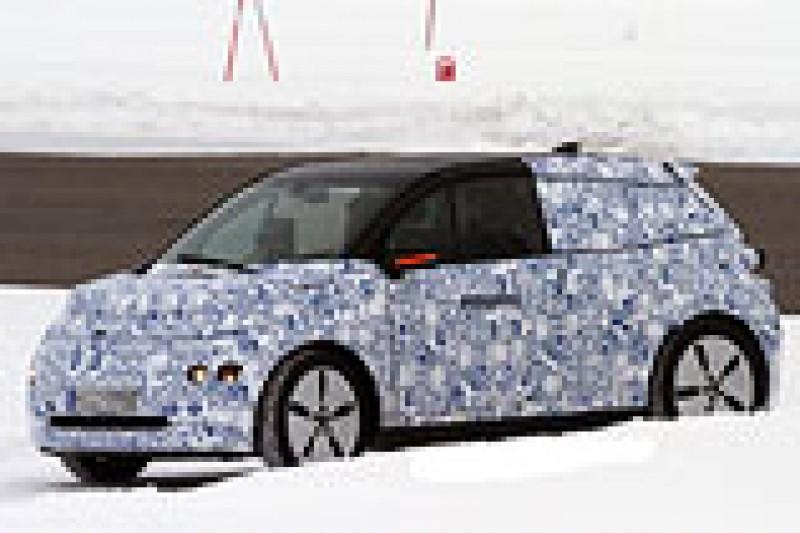 BMW vært i Norge med elbil