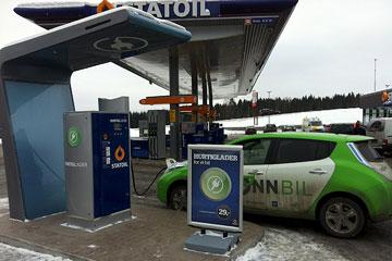 Hurtiglading Statoil