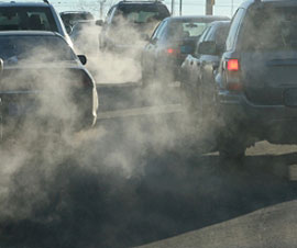 Bilforurensning