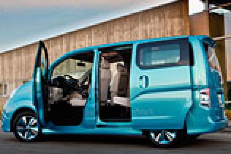 Ny elbil fra Nissan