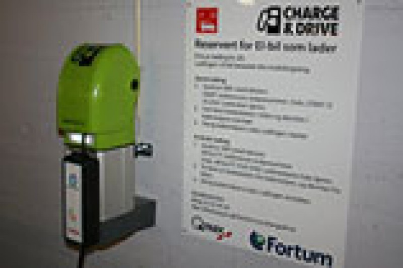 Charge & Drive med Fortum