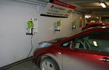 Nissan LEAF Charge & Drive