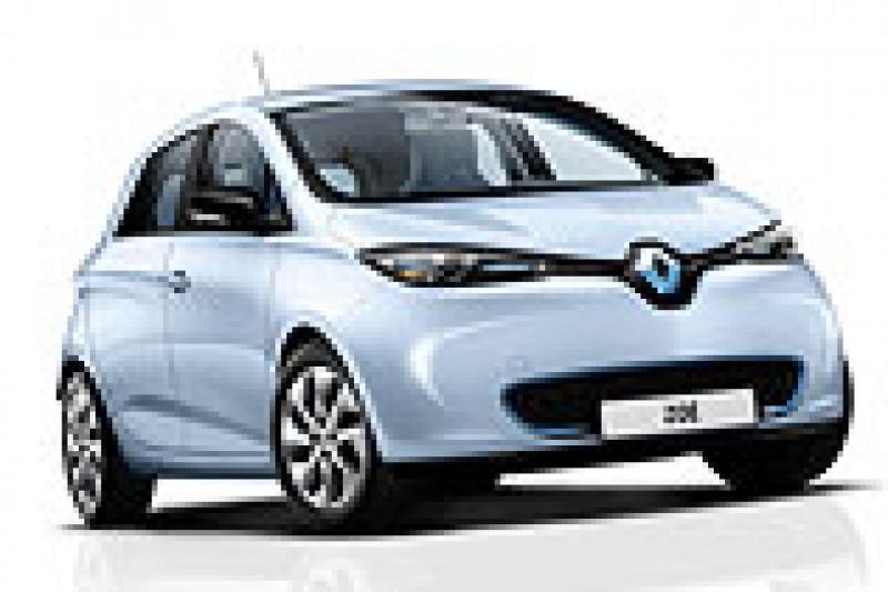 Elbilen Renault ZOE presentert