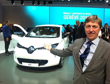 Renault Zoe og Jessen