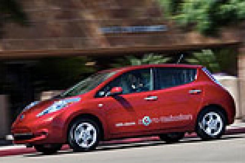 Nissan gearer opp elbilsatsingen