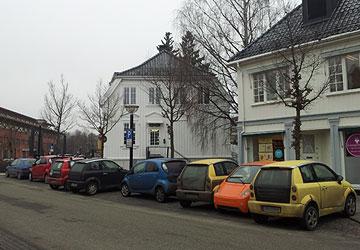 Ladestasjon Asker