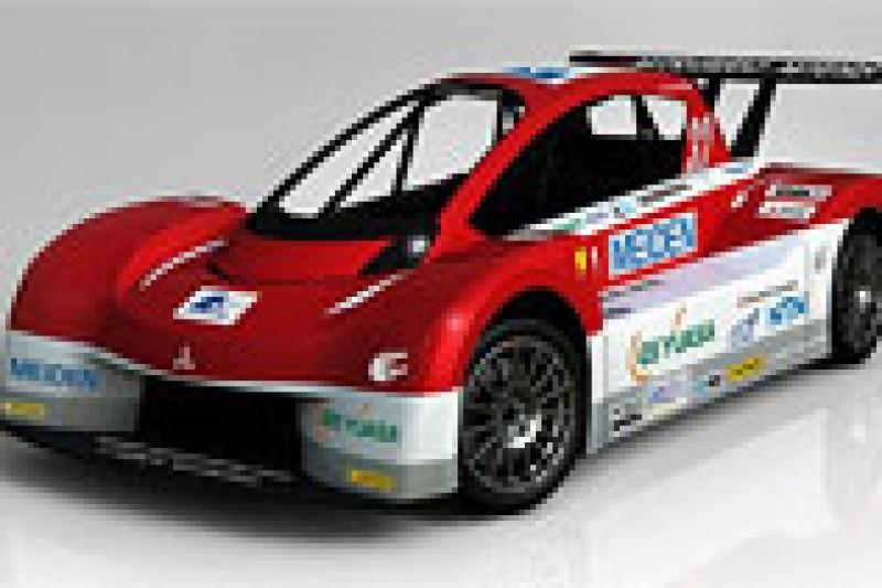 Racerversjon av i-MiEV