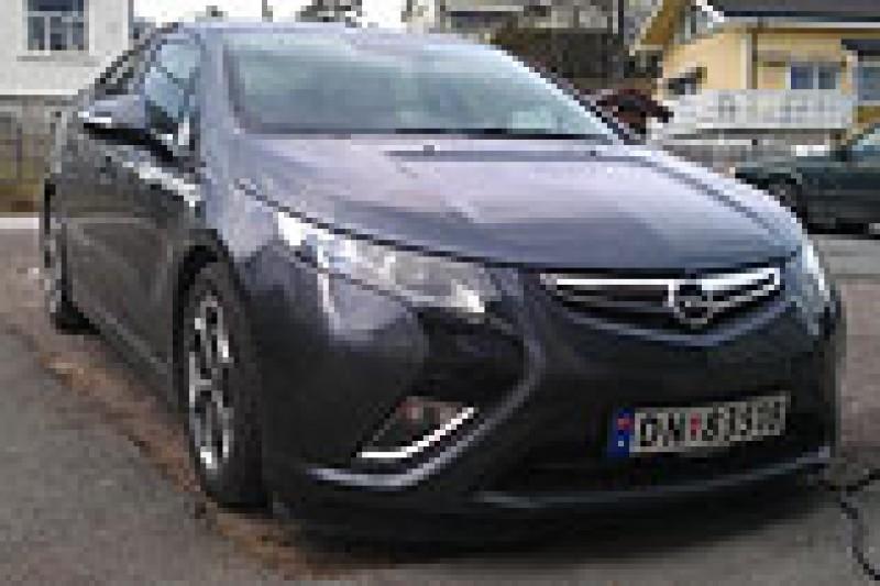 Ladbare hybrider og gratis parkering