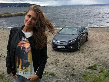 Opel Ampera Tone Damli
