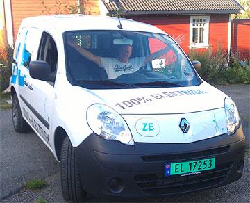 Renault Kangoo Z.E.