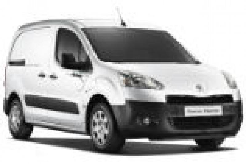 Varebilen Peugeot Partner blir elektrisk igjen