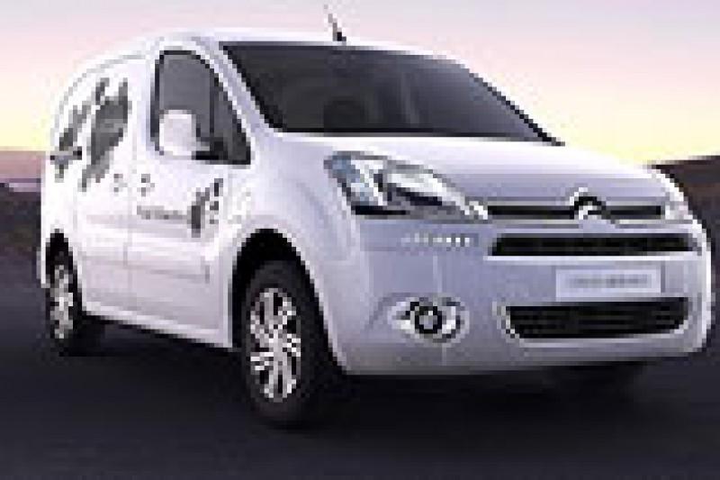 Citroën elektrifiserer Berlingo varebil