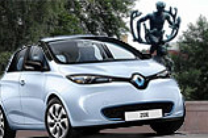 Elbilen Renault ZOE for første gang i Norge