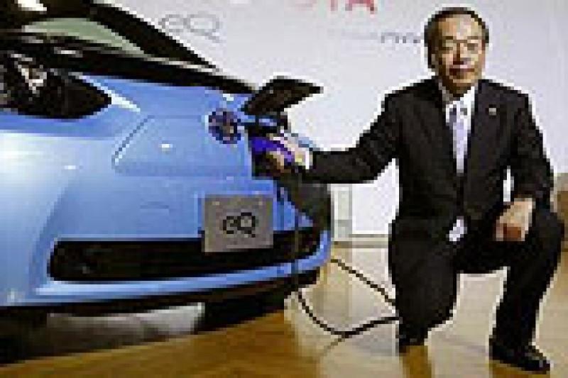 Toyota sier nei til batterielbil