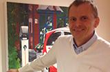 Daglig leder i Garo, Jan Larsgaard