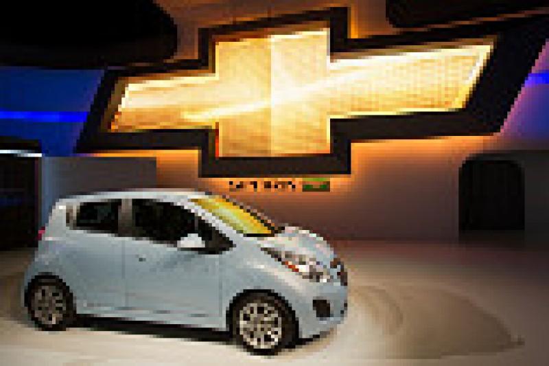 Elektrisk Chevy Spark forventes i 2013