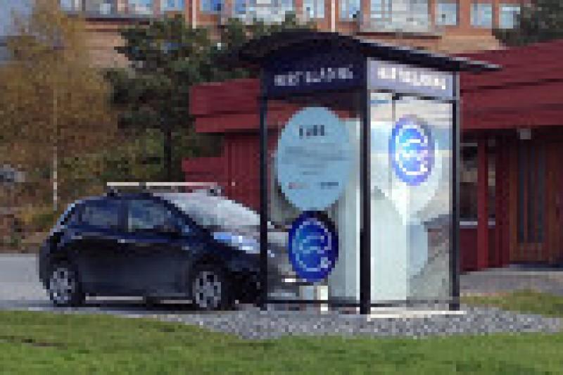 God, elektrisk innsats i Hordaland