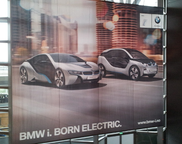 BMW Born Electric