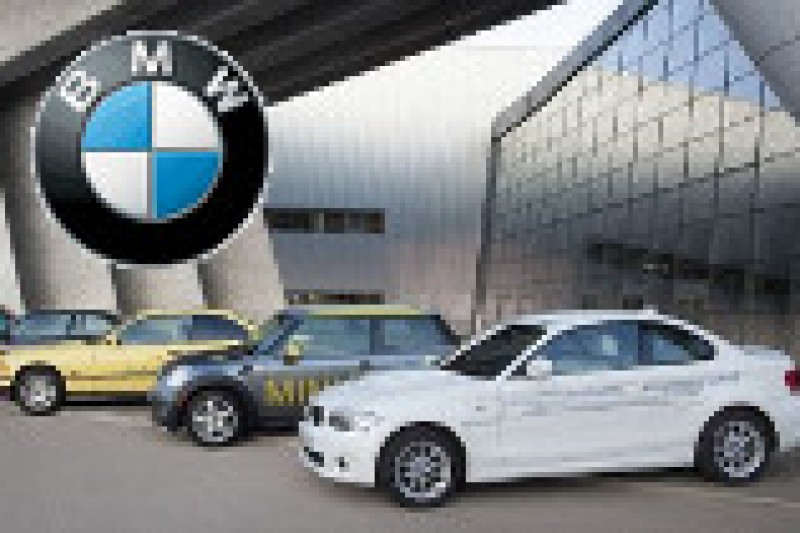 Born electric fra BMW