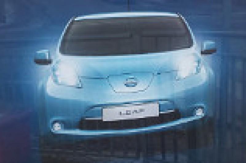 Priskutt på elbilen Nissan LEAF