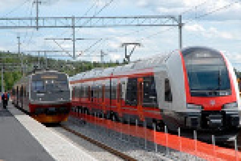 Jernbaneverket setter opp ladestasjoner