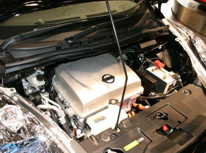 Ny elektrisk motor