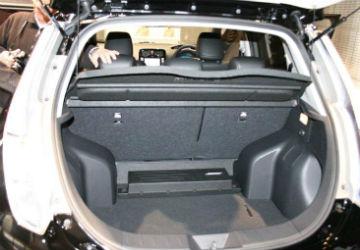 Større bagasjerom